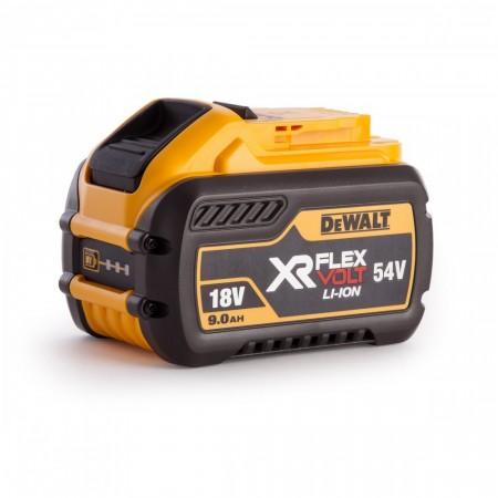 Dewalt DCB547 18V / 54V XR Flexvolt 9.0Ah batteri