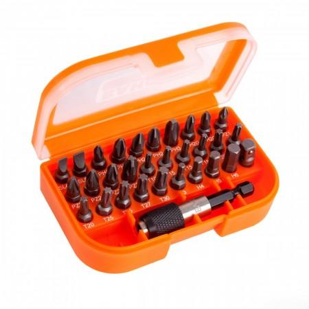 Sjekk prisen! Bahco 59 / S31B Bit Set PH, PZ, TX, SL og Hex 31-delers bitssett