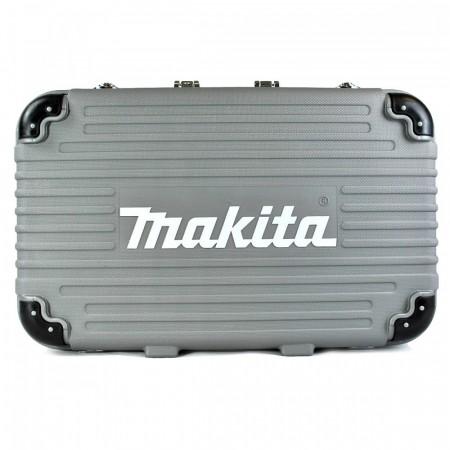 """Makita 98CK451 Aluminium """"look"""" for BHP456/BDF456 med 27-delers bit sett"""