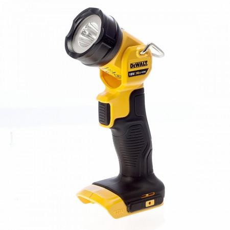 Sjekk prisen! Dewalt DCL040 18V LED Stavlykt