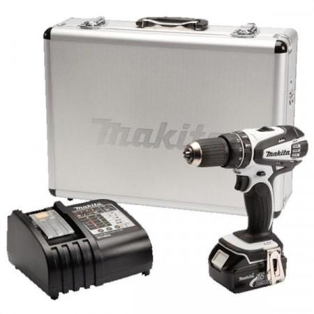 Makita DHP456RFWX 18V drillsett (1 x 3Ah batt)
