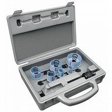 Bosch 2608584813 9-delers metall hullsagsett