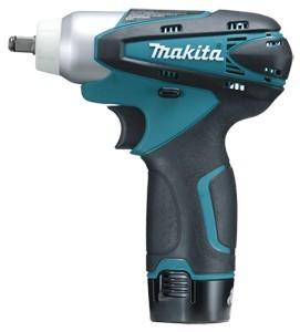 """Makita TW100DWE Muttertrekker sett 3/8"""" 10,8V (2x1,3Ah batterier)"""