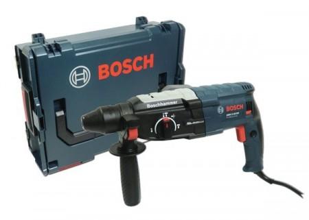 Bosch GBH2-28DV 2kg SDS+ borhammer med L-boxx