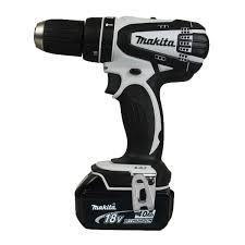 Sjekk prisen! Makita DHP456Z 18V combi drill