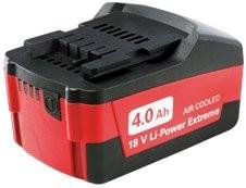 NYTT! Metabo 4Ah 18V Lithium batteri