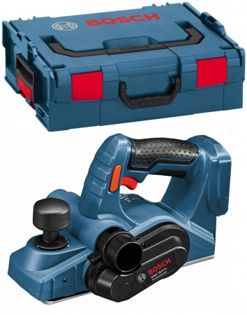 Bosch GHO18V-LIN 18V høvel i L-boxx