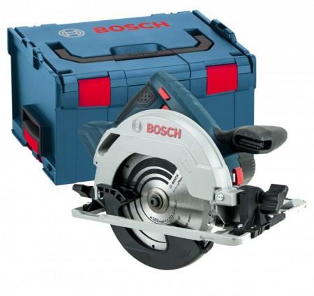 Bosch GKS18V57G 18V sirkelsag(kun kropp) levert i L-BOXX