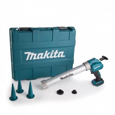 Makita DCG180ZBK 18V Fugepistol med koffert (uten batteri/lader)