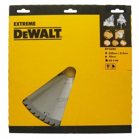 Dewalt EXTREME DT4260 305x30mm m/60 tenner