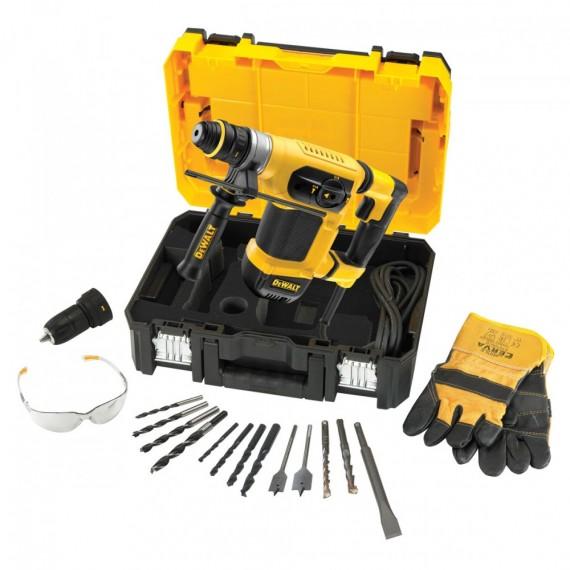 Dewalt D25414KT 32mm SDS+ Multiborhammer  m/tilbehør