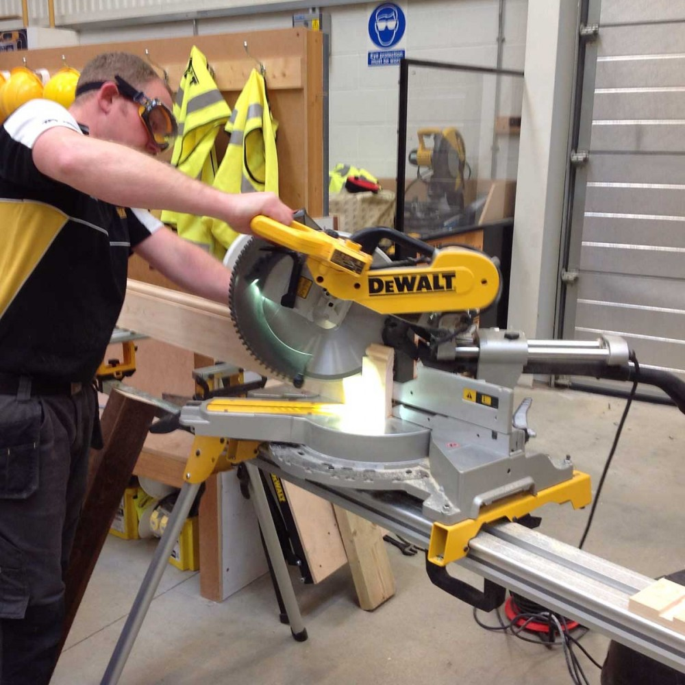 dewalt 770 radial arm saw manual