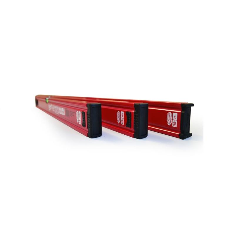 Milwaukee Slim 3 delers vater sett(60,120 og 180cm) levert