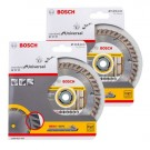 Bosch 06159975S9 twin pack 115mm diamant blad thumbnail