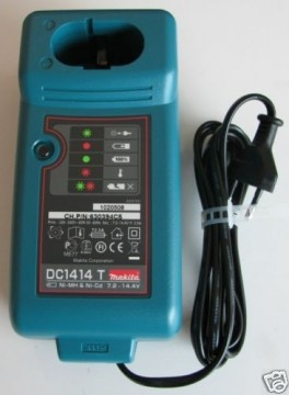 Makita DC1414T Ni-Mh & Ni-Cd 7,2-14,4V