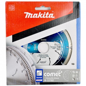 Makita B-12762 diamantskive COMET (115x22mm)