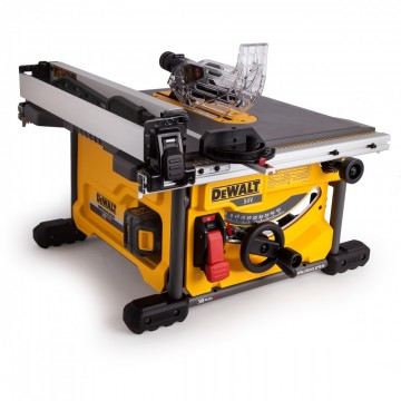 NYTT! Dewalt DCS7485T2 Flexvolt 54V batteridrevet bordsag 210mm (2 x 6.0Ah batterier)