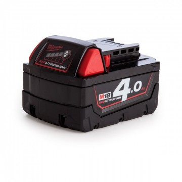 Milwaukee M18 Red Lithium-Ion batteri 4.0Ah