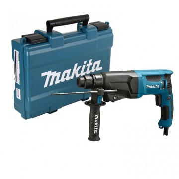 Makita HR2600 800W 2-modus roterende SDS+ borhammer