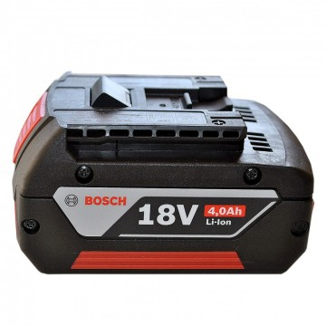 Bosch GBA 4,0Ah 18V coolpack lithium batteri