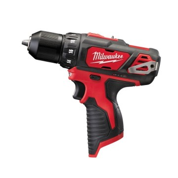 Milwaukee M12 BDD-0 kompakt skru- og bordrill (kun kropp)