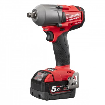 Milwaukee M18FMTIWF12-0 M18 1/2-tommers medium moment muttertrekker (kun kropp)