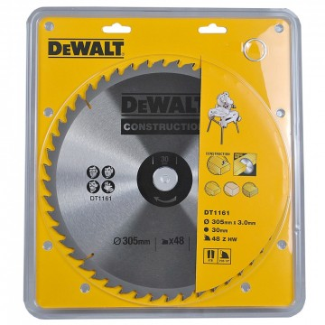 Dewalt DT1161 sagblad 305 x 30mm x 48-Tenner