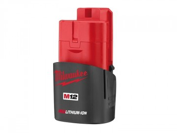 Milwaukee M12 M12B 12V 1.5Ah Lithium-Ion batteri