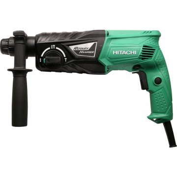 Hitachi DH24PX 24mm SDS+ borhammer 240V levert i koffert