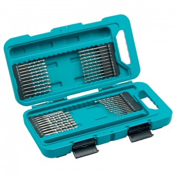 Makita P-90314 slagbor Set (40 bor)
