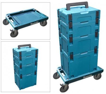 Makita kofferter og tilbehør